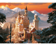 Trefl 3000 el Zimowy Zamek Neuschwanstein - 479504 - zdjęcie 2