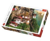 Trefl 2000 el Tygrysie gniazdo Bhutan - 479284 - zdjęcie 1