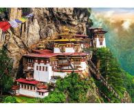 Trefl 2000 el Tygrysie gniazdo Bhutan - 479284 - zdjęcie 2