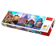 Trefl 500 el Panorama Podróż do Włoch - 479548 - zdjęcie 1
