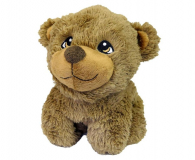 TM Toys Snuggiez Miś Brownie  - 479895 - zdjęcie 1