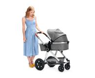 Kinderkraft Veo 2w1 Black/Gray - 463169 - zdjęcie 11