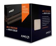 AMD FX-8370 4.00GHz 8MB BOX (Wraith) - 479452 - zdjęcie 1