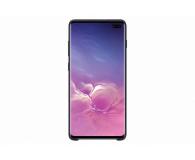 Samsung Silicone Cover do Galaxy S10+ czarny - 478388 - zdjęcie 2