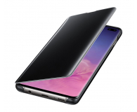Samsung Clear View Cover do Galaxy S10+ czarny - 478383 - zdjęcie 1