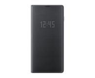 Samsung LED View Cover do Galaxy S10+ czarny  - 478411 - zdjęcie 1