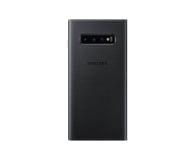 Samsung LED View Cover do Galaxy S10+ czarny  - 478411 - zdjęcie 4