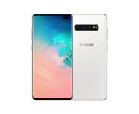 Samsung Galaxy S10+ G975F Ceramic White 1TB - 474178 - zdjęcie 1
