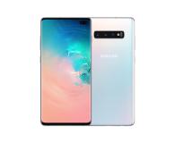 Samsung Galaxy S10+ G975F Prism White - 474176 - zdjęcie 1