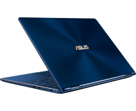 ASUS ZenBook Flip UX362FA i5-8265U/8GB/480/W10 Blue  - 485579 - zdjęcie 7