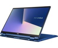ASUS ZenBook Flip UX362FA i5-8265U/8GB/480/W10 Blue  - 485579 - zdjęcie 6