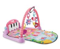Fisher-Price Mata gimnastyczna z pianinkiem różowa - 481176 - zdjęcie 1