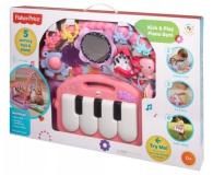 Fisher-Price Mata gimnastyczna z pianinkiem różowa - 481176 - zdjęcie 2
