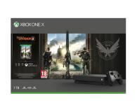 Microsoft Xbox One X 1TB + The Division2 - 481287 - zdjęcie 8
