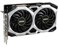 MSI GeForce GTX 1660 Ti VENTUS XS OC 6GB GDDR6  - 480232 - zdjęcie 2