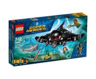 LEGO DC Super Heroes Aquaman Atak Black Manty - 482755 - zdjęcie 1
