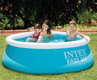 INTEX Basen rozporowy Easy Set 183x51 cm - 477341 - zdjęcie 3