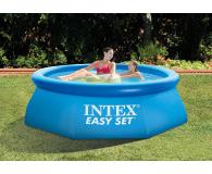 INTEX Basen rozporowy Easy Set 244x76 cm - 477346 - zdjęcie 2