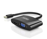 Unitek Konwerter mini DisplayPort - VGA, HDMI - 478165 - zdjęcie 1