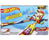 Hot Wheels Action Zestaw Skok do celu - 471633 - zdjęcie 6