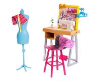 Barbie Zestaw mebelków Studio Projektantki - 476744 - zdjęcie 1