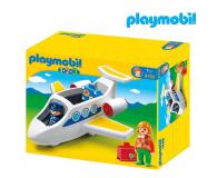 PLAYMOBIL Samolot pasażerski - 483430 - zdjęcie 1