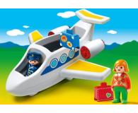 PLAYMOBIL Samolot pasażerski - 483430 - zdjęcie 2