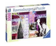 Ravensburger Nowy Jork Kolaż 1000 el. - 483233 - zdjęcie 1