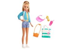 Barbie Lalka Stacie w podróży - 471312 - zdjęcie 1