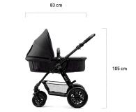 Kinderkraft Moov 3w1 Grey - 323221 - zdjęcie 5