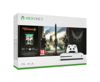 Microsoft Xbox One S 1TB + The Division 2 - 485566 - zdjęcie 1