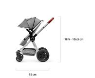 Kinderkraft Veo 2w1 Gray - 463168 - zdjęcie 6