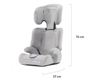 Kinderkraft Comfort Up Grey - 315733 - zdjęcie 7
