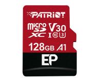 Patriot 128GB EP microSDXC 100/80MB (odczyt/zapis)  - 485620 - zdjęcie 1