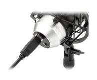 TIE Condenser Mic USB (srebrny) - 486949 - zdjęcie 3