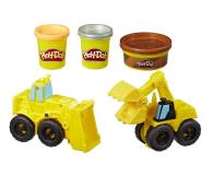 Zabawka plastyczna / kreatywna Play-Doh Wheels Koparka