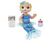 Baby Alive Migoczaca Syrenka blondynka - 487273 - zdjęcie 1