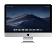 Apple iMac i5 3,0GHz/8GB/256/MacOS/Radeon Pro 570X  - 506742 - zdjęcie 1