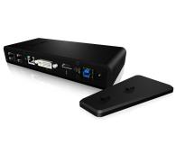 ICY BOX USB - USB, HDMI, RJ-45, DVI - 485725 - zdjęcie 2