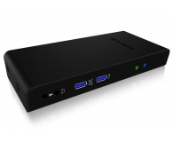 ICY BOX USB - USB, HDMI, RJ-45, DVI - 485725 - zdjęcie 4