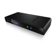 ICY BOX USB - USB, HDMI, RJ-45, DVI - 485725 - zdjęcie 1