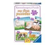 Ravensburger Urocze Zwierzęta na farmie - 481748 - zdjęcie 1