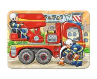Ravensburger Puzzle drewniane Ciężka praca - 481751 - zdjęcie 3