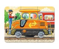 Ravensburger Puzzle drewniane Ciężka praca - 481751 - zdjęcie 4