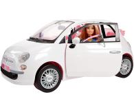 Barbie Auto Fiat 500 z Lalką - 483528 - zdjęcie 2