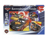Ravensburger Disney Auta Przygoda na drodze - 482422 - zdjęcie 1