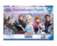 Ravensburger Disney Frozen Panorama 200 el. - 482873 - zdjęcie 1