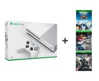 Microsoft Xbox One S 1TB + GoW4 + The Crew + Steep - 484580 - zdjęcie 1