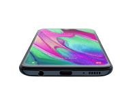 Samsung Galaxy A40 SM-A405FN Black  - 487572 - zdjęcie 6