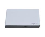 Hitachi LG GP57ES40 Slim USB srebrny BOX - 238707 - zdjęcie 2